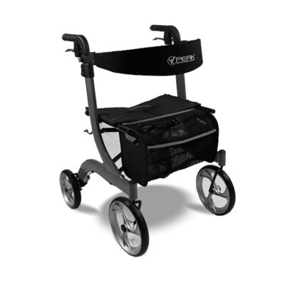 Ellipse Lite Aluminium Rollator - Medium