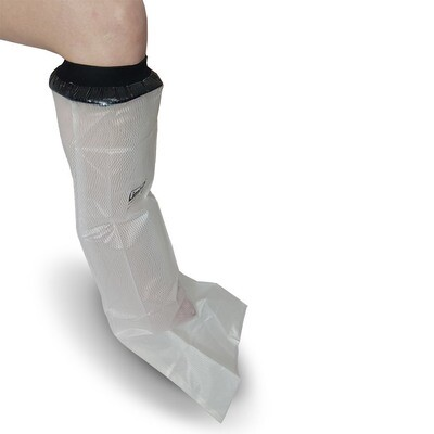 LimbO Waterproof Cast and Bandage Protector - Below Knee