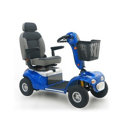 Shoprider Rocky 4 Mobility Scooter [Rental Per Week]