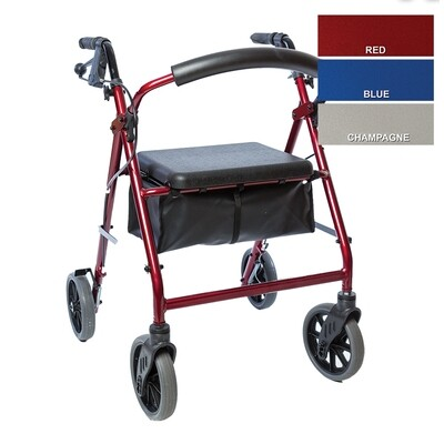 "Ellipse 8 "" Tall Rollator"