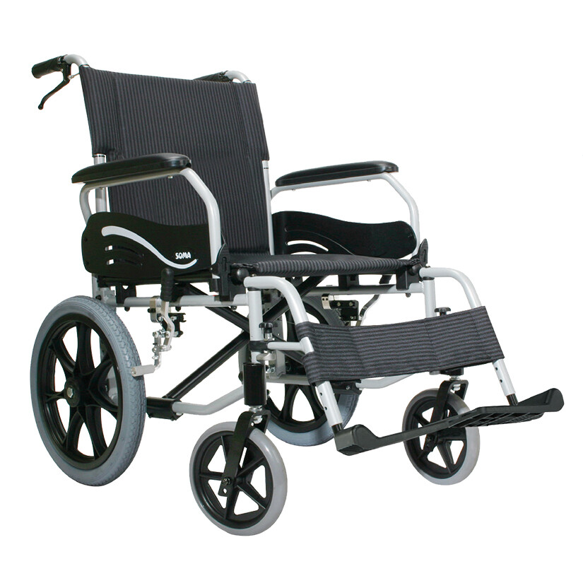 Karma Econ 800 Attendant-Propelled Wheelchair