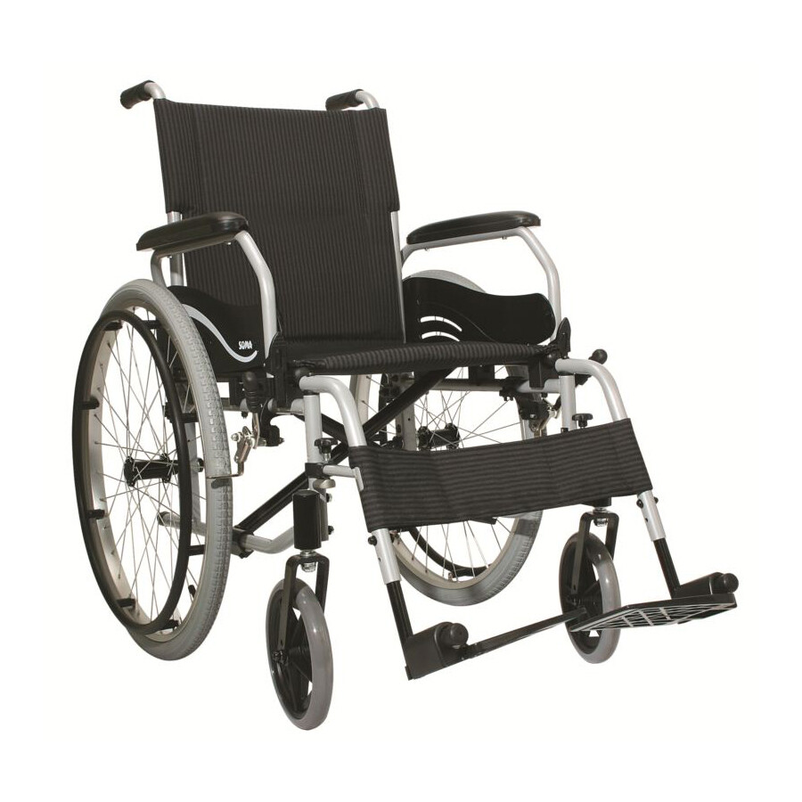 Karma Econ 800 Self-Propelled Wheelchair