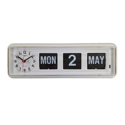 Automatic Calendar with Clock