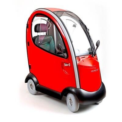 RainRider Mobility Scooter