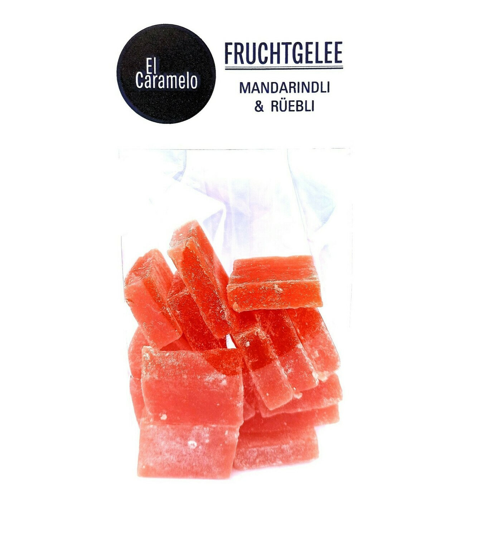 Fruchtgelee Mandarindli & Rüebli