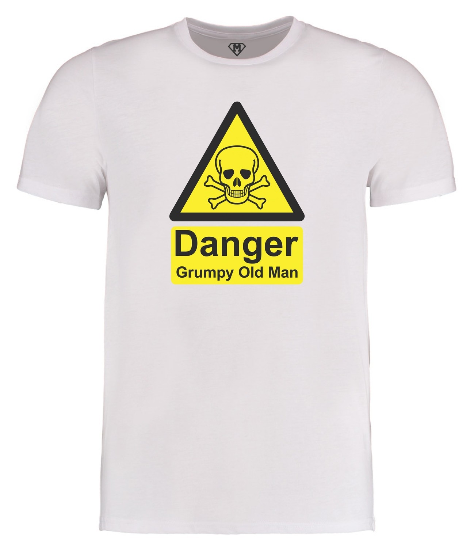 Danger - Grumpy Old Man