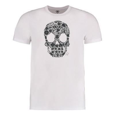Floral Skull - Steve Brown Original