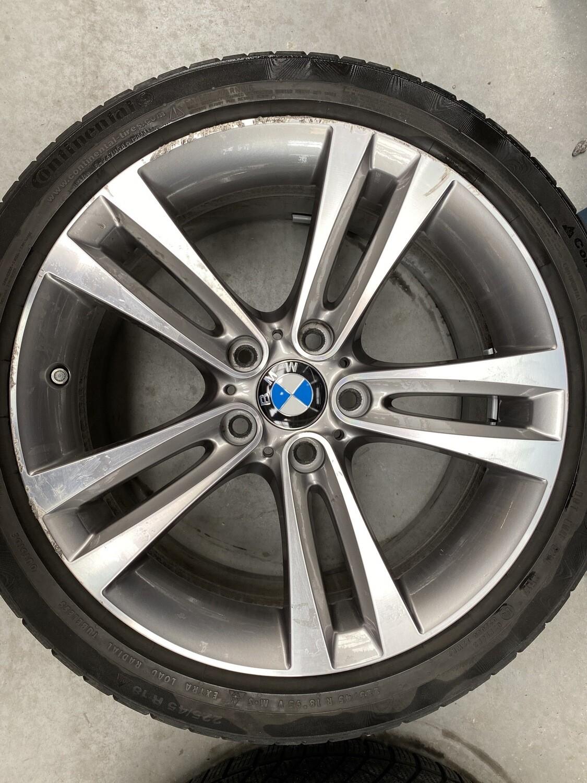 BMW 4 Serie (2017) kantkys