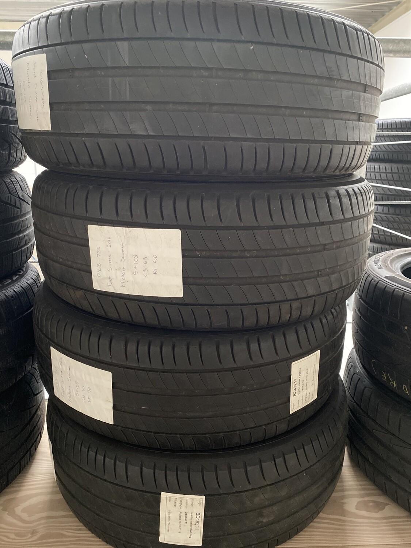 Michelin Premacy3 235/55 R17 FUJJ-01FX (3716) (4 Stk) 4/5mm
