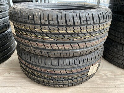 Continental CrossContact 225/50 R19 AFMJ-N3H8  2stk. 7mm.