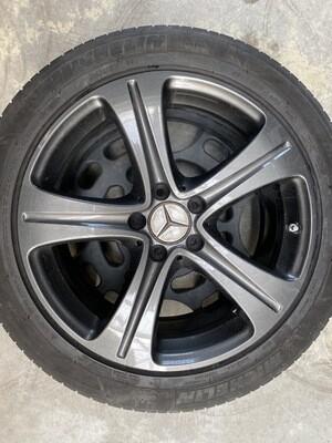 Mercedes E220 2016 (nylakeret)