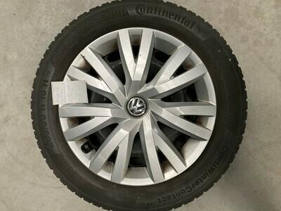 VW Golf 2016 Sportsvan Stål med kapsel