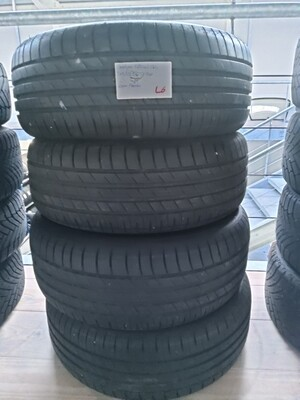 Goodyear Efficient Grip 205/55 R16 91w 6mm.Mønster 4stk.
