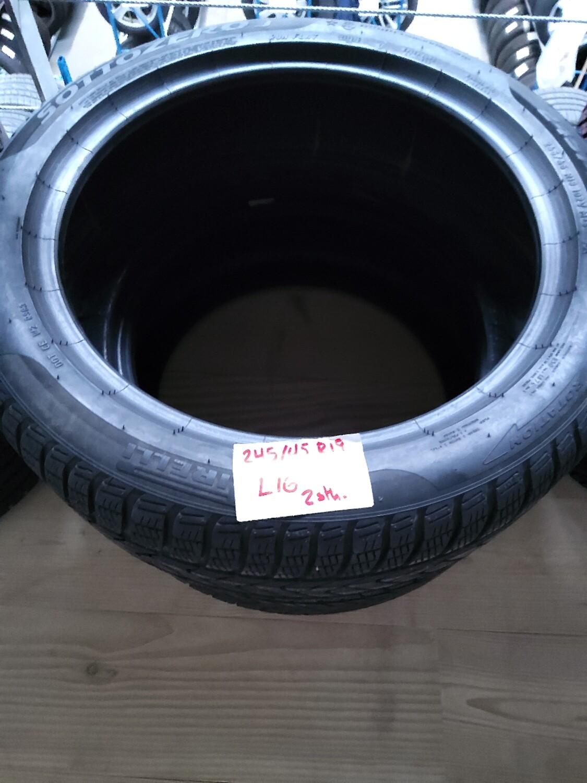 Pirelli sottozero 3 245/45R19 RSC 102V M+S