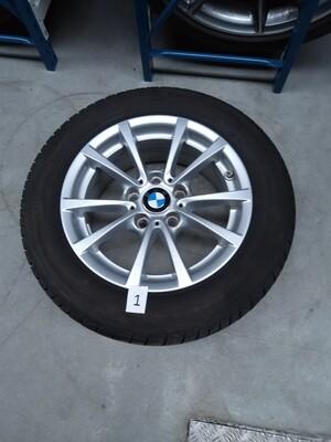 BMW 3SERIE 2017