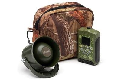 Hunting game caller Hunterhelp S3, broadband speaker Hunterhelp Alfa