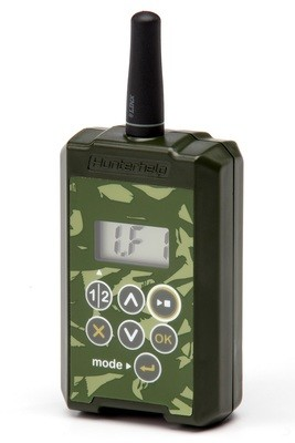 Remote control for electronic game calls Hunterhelp