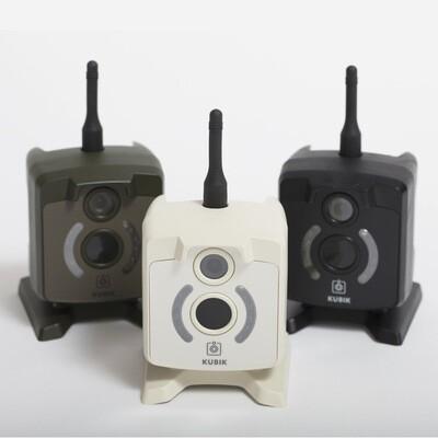 GSM trail camera KUBIK with wi-fi module