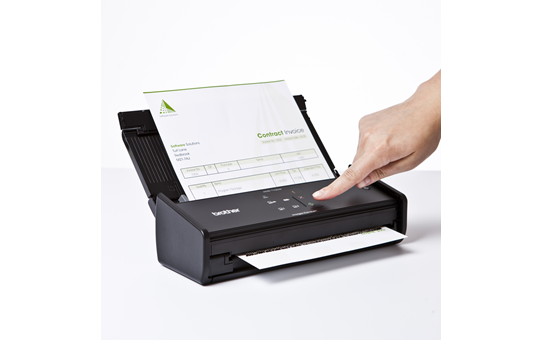 Scanner professionnel BROTHER ADS1100W