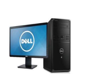 """Dell Pc de bureau OPTILEX3050 i3-7100U/4G/500GO/20"""""""