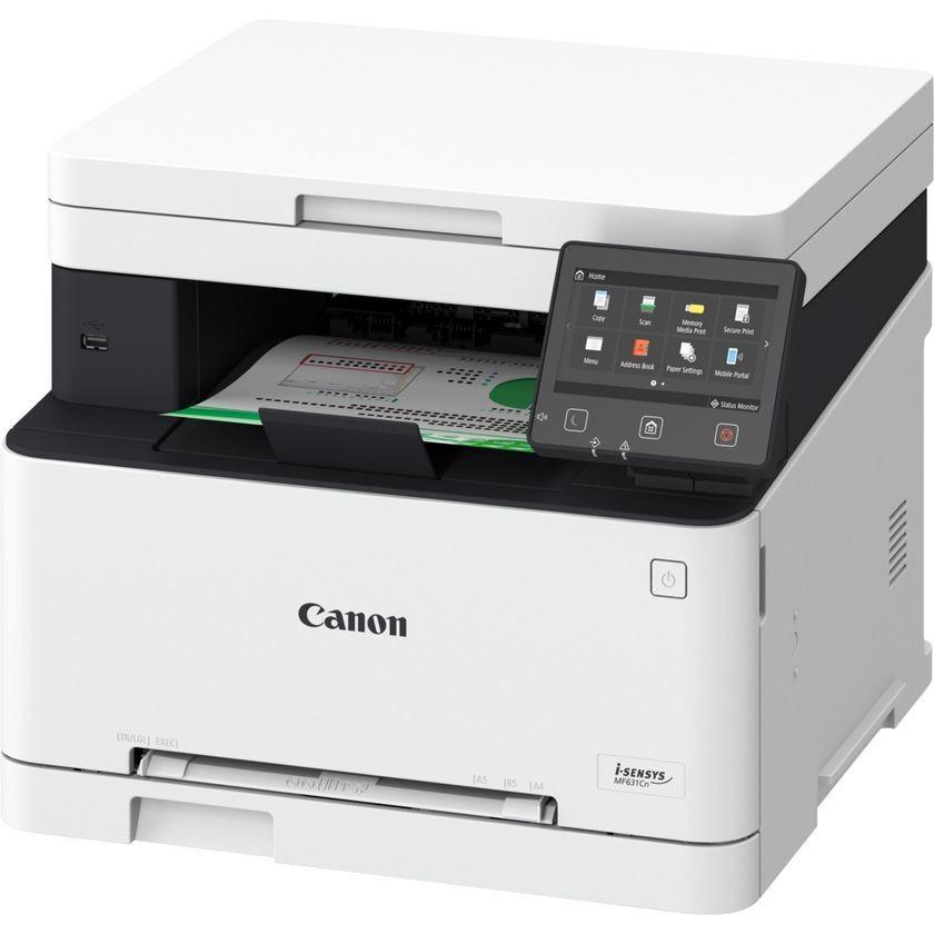CANON i-SENSYS MF-631CN Laser Couleur