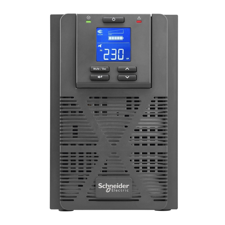 Easy UPS - onduleur on-line - 230V - 1kVA - prises IEC - tour