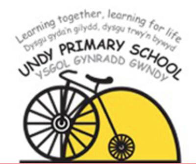 Undy Primary - Autumn Term 2 2021 - Tuesday