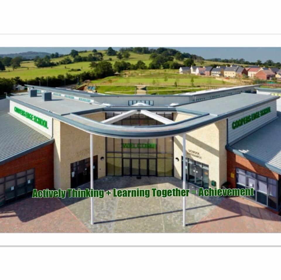 Coopers Edge School, Brockworth - Spring 2 2020 - Wednesday