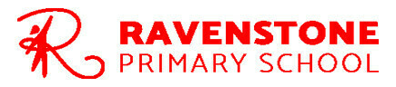 Ravenstone Primary School, Balham - Autumn Term 2020 - Friday