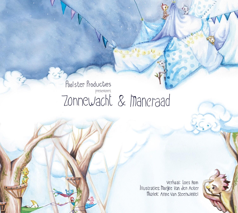 """Musicalpakket all in """"Zonnewacht en Maneraad"""""""