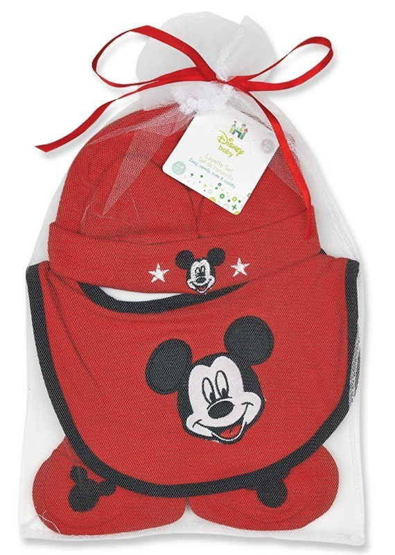 4 piece Mickey Mouse gift set