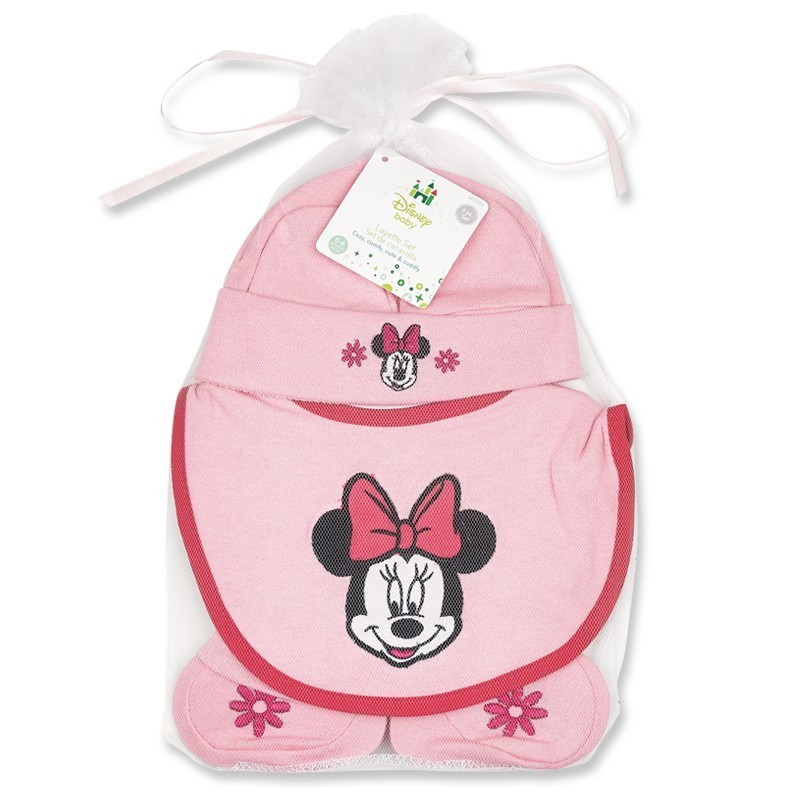 4 piece Minie Mouse gift set