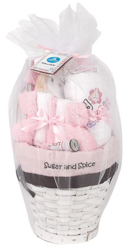 Sugar and Spice Baby Gift basket