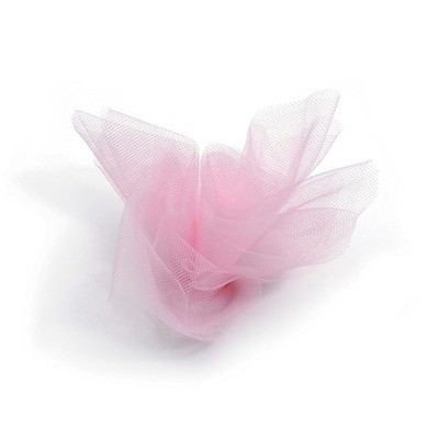 Tulle Netting - Pink - 6 inches x 25 yards