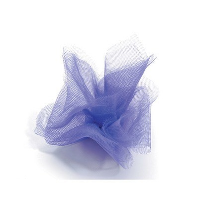 Tulle Netting - Purple - 6 inches x 25 yards