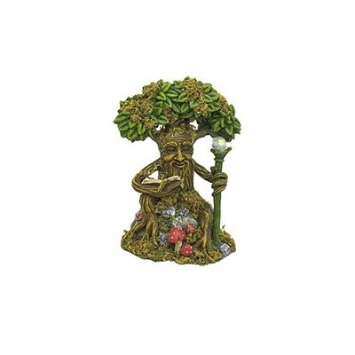 Mini Fairy Garden Tree with Face: 5 inches