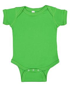 Rabbit Skins Infant Baby Rib Bodysuit 8 Colors