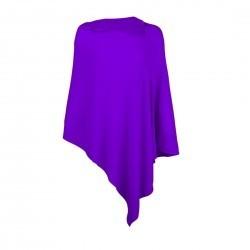 Purple Chelsea Poncho