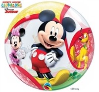 22 inch BUBBLES Disney Mickey Mouse & His Friends