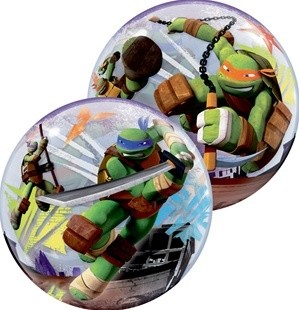 22 inch Teenage Mutant Ninja Turtles Bubble