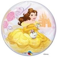 22 inch BUBBLES Disney Princess Belle (PKG), Price Per EACH
