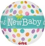 16 inch New Baby Orbz (PKG), Price Per EACH