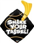 37 inch Shake Your Tassel (PKG), Price Per EACH