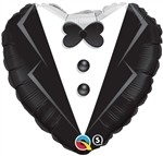 18 inch Wedding Tuxedo, Price is for 5