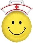 28 inch Smiley Nurse (PKG), Price Per EACH