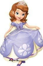 33 inch Disney Sofia the First Pose, Price Per EACH