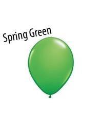 11 inch Qualatex SPRING GREEN, Price Per Bag of   25