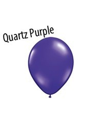 16 inch Qualatex QUARTZ PURPLE, Price Per Bag of  25