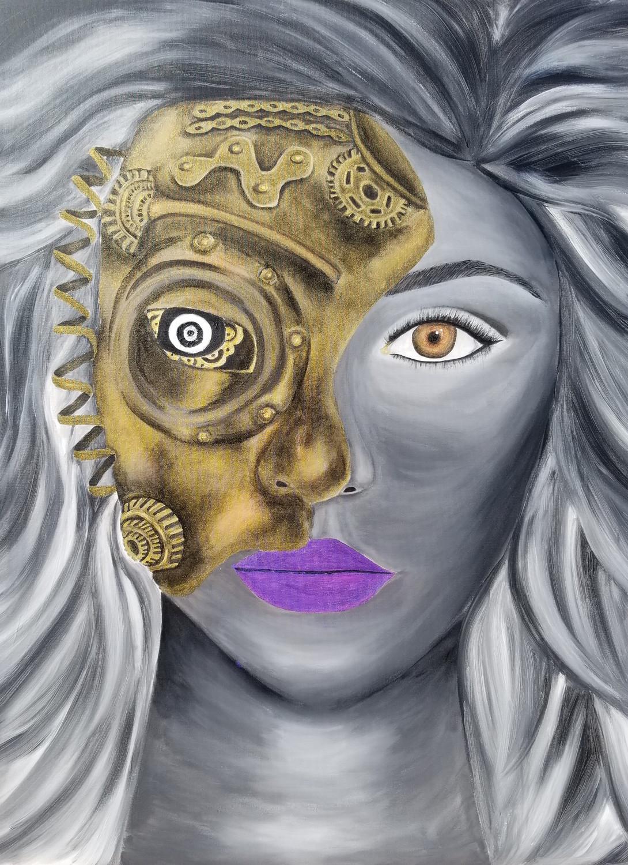 """Omni"" Canvas Print"