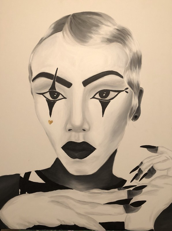 """All Mime"" - Art Print"